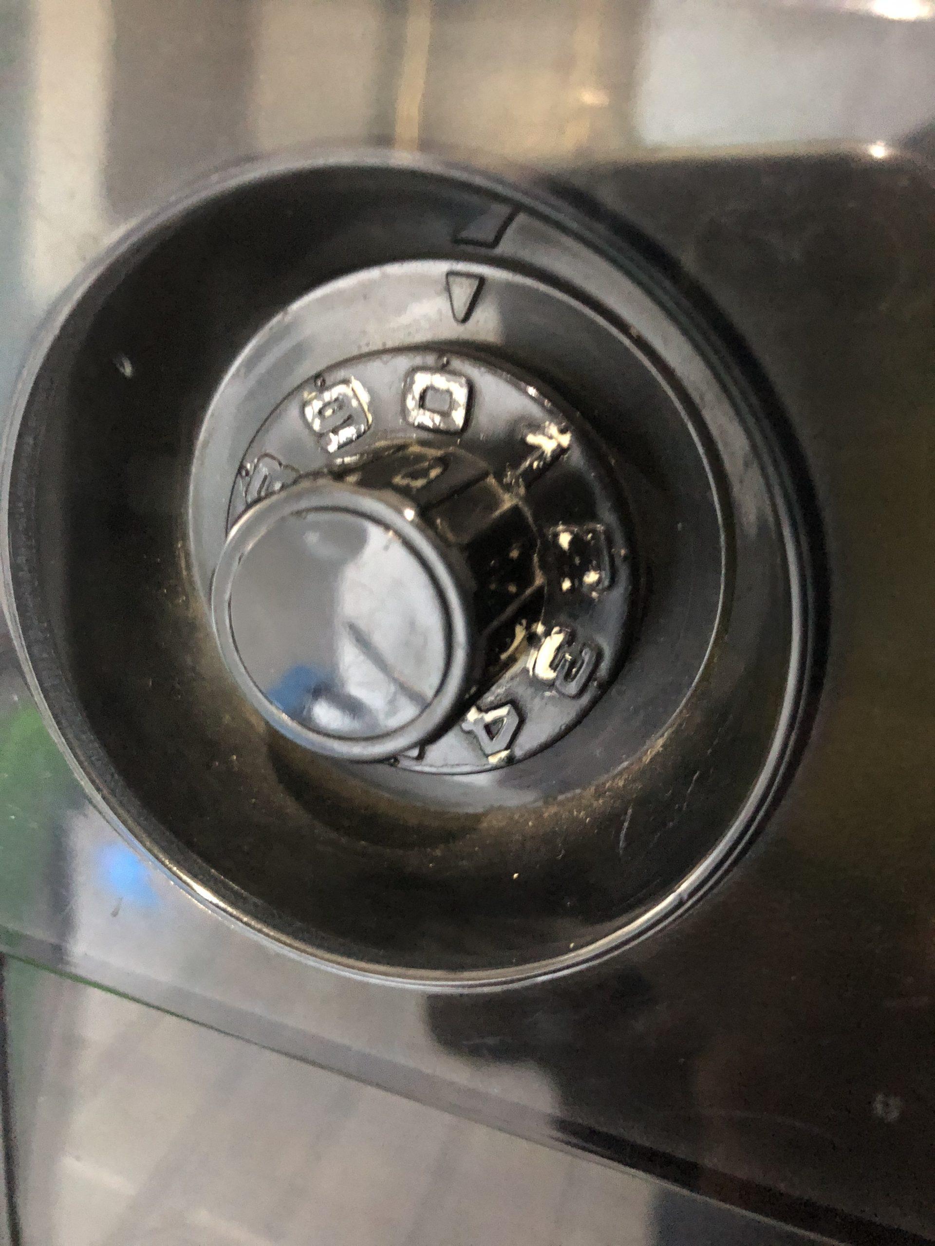 ポストダイヤル錠のイメージ写真